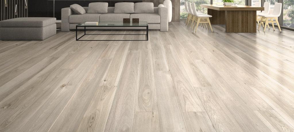 Andorra Hickory Hardwood Flooring