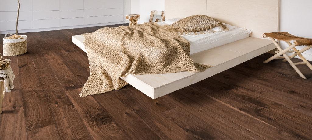 Devonshire Walnut Hardwood Flooring