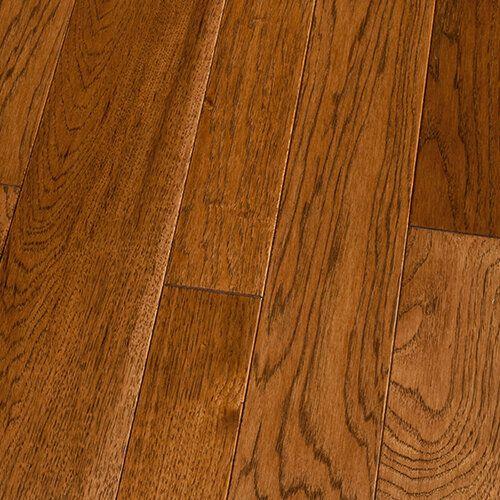 Coffee Hickory Solid Hardwood Flooring